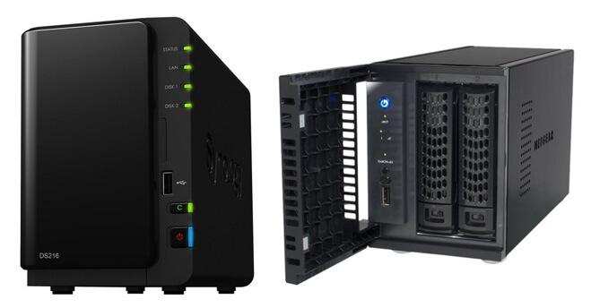 network-attached-storage